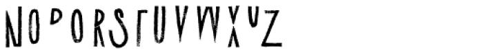 Canvas Inline Heavy B Font UPPERCASE