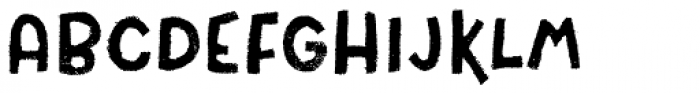 Canvas Text Sans Font UPPERCASE