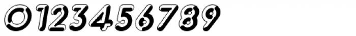 Capitalus Diabolus 2 Italic Font OTHER CHARS