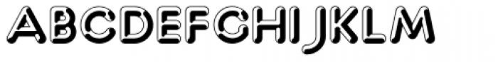 Capitalus Diabolus 2 Font UPPERCASE