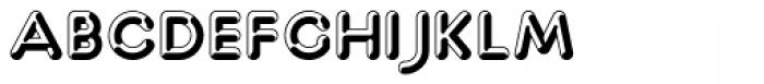 Capitalus Diabolus 2 Font LOWERCASE