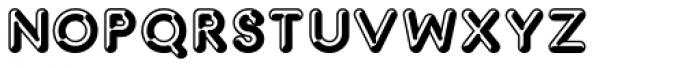 Capitalus Diabolus 4 Font LOWERCASE