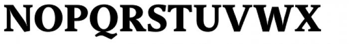 Capitolina Extra Bold Font UPPERCASE