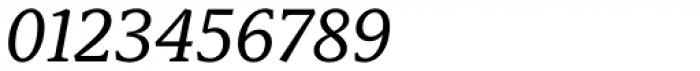 Capitolina Italic Font OTHER CHARS
