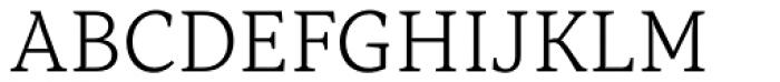 Capitolina Light Font UPPERCASE
