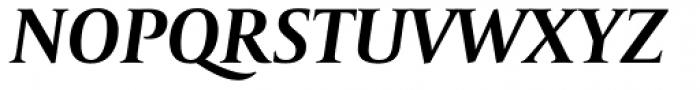 Capitolium 2 Bold Italic Font UPPERCASE