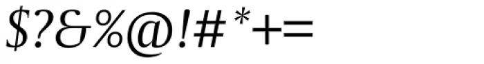 Capitolium 2 Italic Font OTHER CHARS