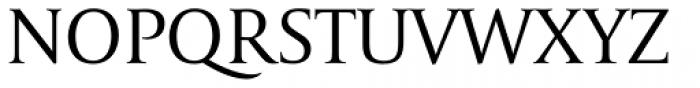 Capitolium 2 Light Font UPPERCASE