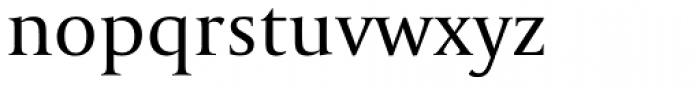 Capitolium 2 Regular Font LOWERCASE