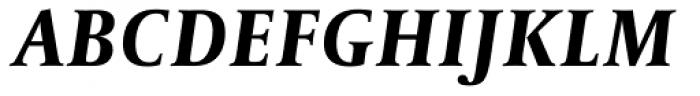 Capitolium Head 2 Bold Italic Font UPPERCASE