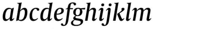 Capitolium Head 2 Italic Font LOWERCASE