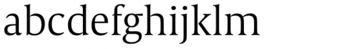 Capitolium Head 2 Light Font LOWERCASE