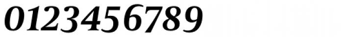 Capitolium Head 2 SemiBold Italic Font OTHER CHARS