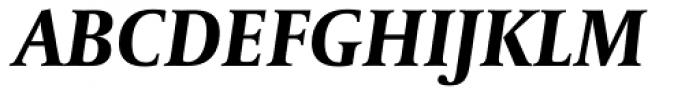 Capitolium News 2 Bold Italic Font UPPERCASE