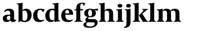 Capitolium News 2 Bold Font LOWERCASE