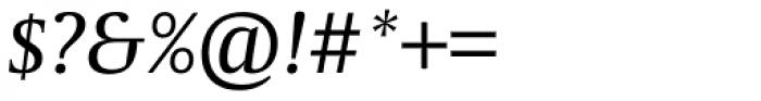 Capitolium News 2 Italic Font OTHER CHARS