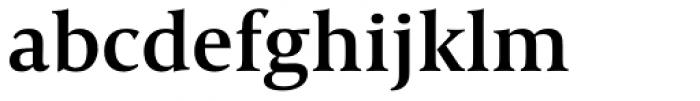 Capitolium News 2 SemiBold Font LOWERCASE