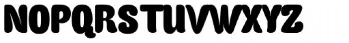 Caprica Sans Font UPPERCASE