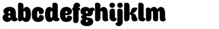 Caprica Sans Font LOWERCASE
