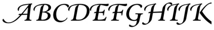 Capsa Swashes Font UPPERCASE