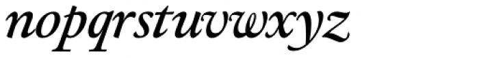 Capsa Swashes Font LOWERCASE