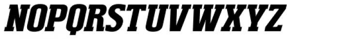 Capstan Italic Font UPPERCASE