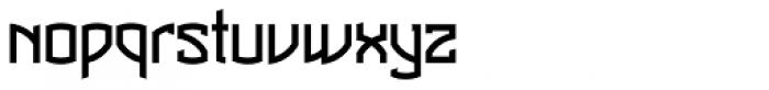 Capstone Font LOWERCASE