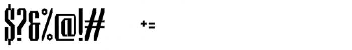Captain Blackbeard Serif Font OTHER CHARS