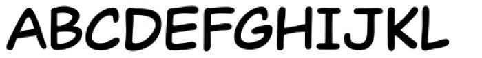 Captain Comic Font LOWERCASE