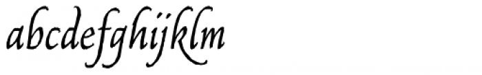 Captain Quill Font LOWERCASE
