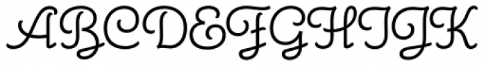 Carabelle Font UPPERCASE