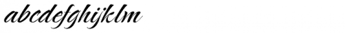 Caramel Pro-ROB Font LOWERCASE