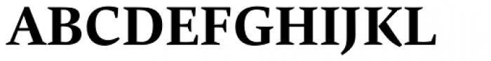 Carat Bold Font UPPERCASE