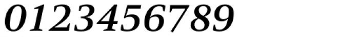 Carat Medium Italic Font OTHER CHARS