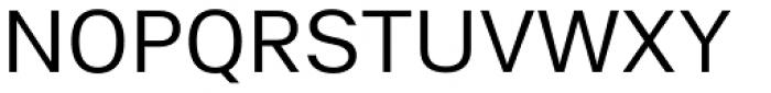 Caravel Font UPPERCASE