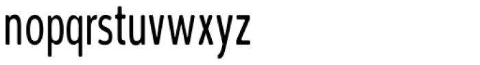 Carawan Condensed Font LOWERCASE