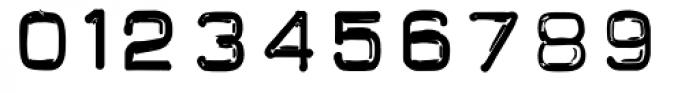 Carbon 14 Stout Font OTHER CHARS