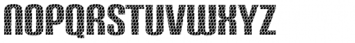 Carbon Phyber Font LOWERCASE
