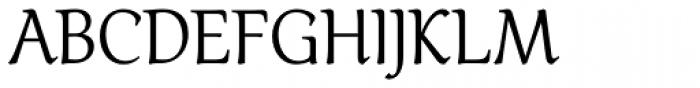 Carbonium OSF Regular Font UPPERCASE