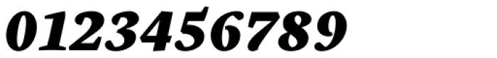 Cardea Basic Black Italic Lining Font OTHER CHARS