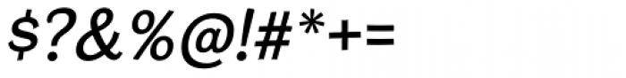 Cardigan Italic Font OTHER CHARS