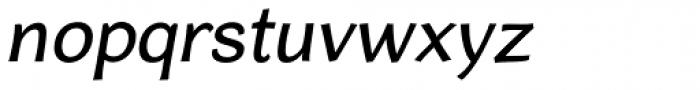 Cardigan Italic Font LOWERCASE