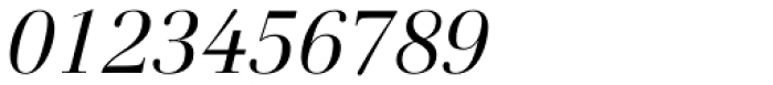 Cardillac Italic Font OTHER CHARS