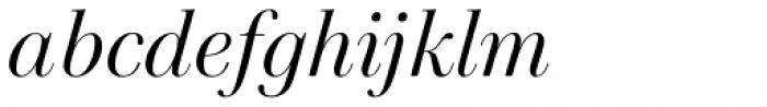 Cardillac Italic Font LOWERCASE