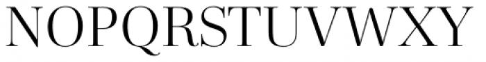 Cardillac Light Font UPPERCASE