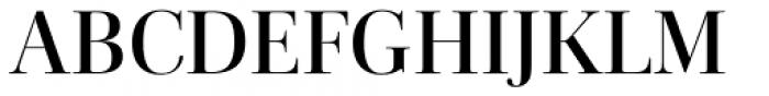 Cardillac Medium Font UPPERCASE