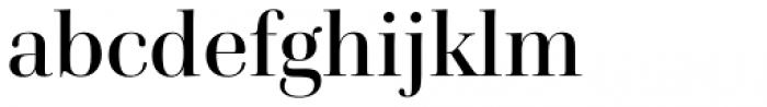 Cardillac Medium Font LOWERCASE