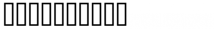 Cariadings Font OTHER CHARS