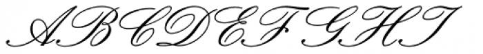 Carina Pro Font UPPERCASE