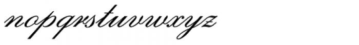 Carina Pro Font LOWERCASE